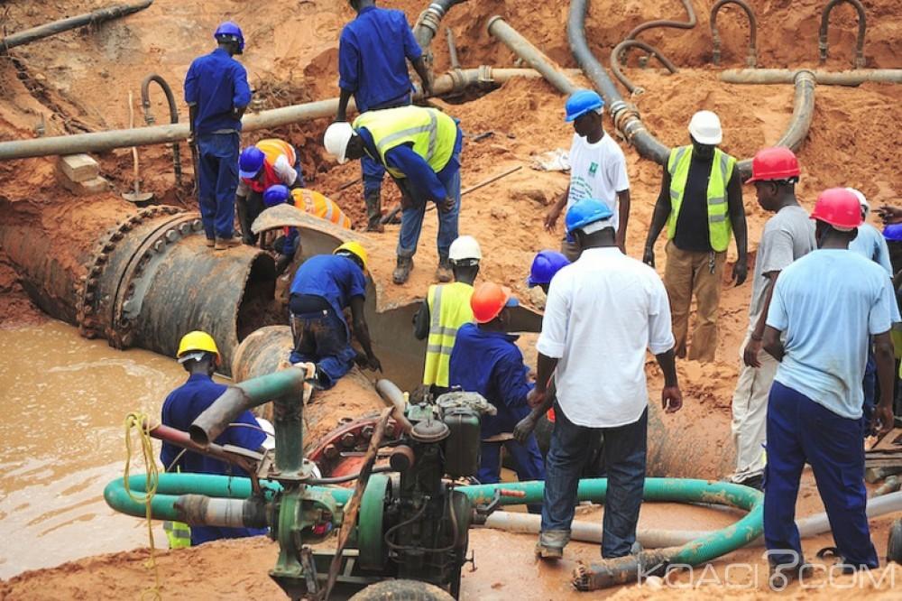Sénégal: Jeudi noir à Dakar, la capitale sénégalaise sans eau aujourd'hui,  des travaux à l'usine de Keur Momar Sarr