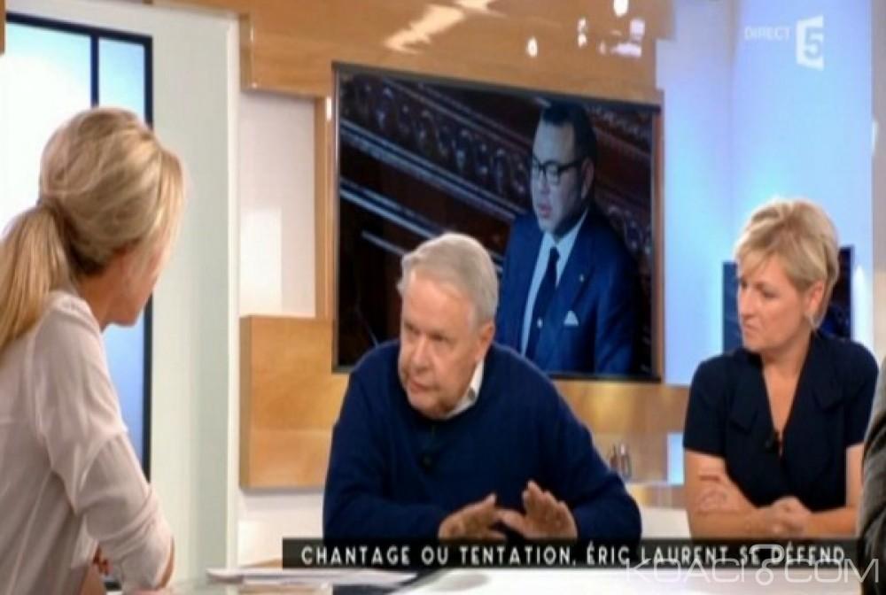 Koacinaute: Eric Laurent et Catherine Graciet  pètent les plombs