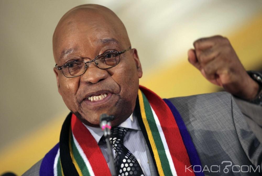 Libye:   Zuma accuse les occidentaux  d' être responsables du  chaos