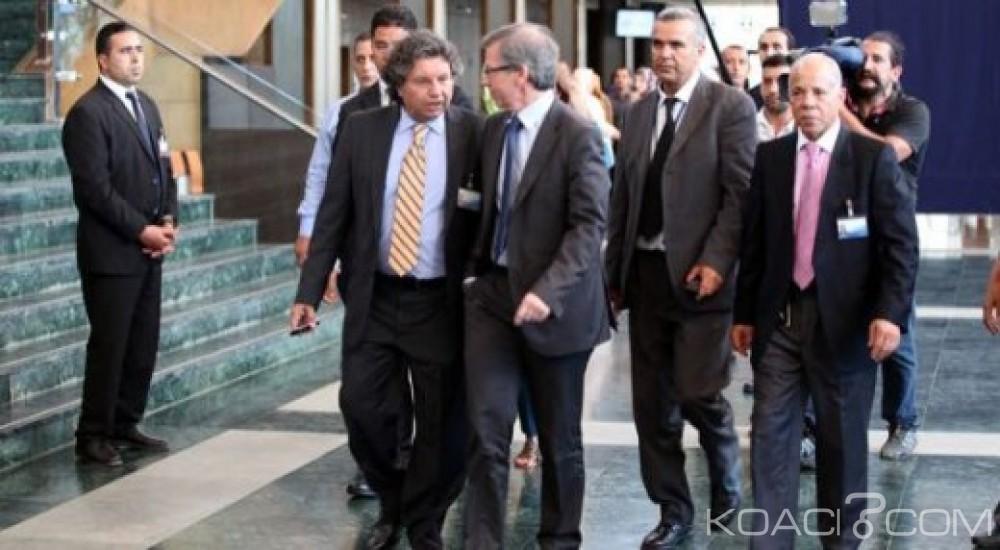 Koacinaute: Les négociations inter-libyennes de Skhirat et  le machiavélisme algérien
