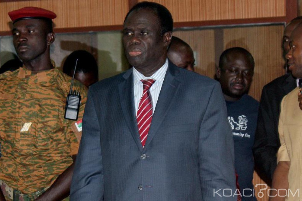 Burkina Faso : Le président Kafando annonce avoir repris «service» à la tête du pays