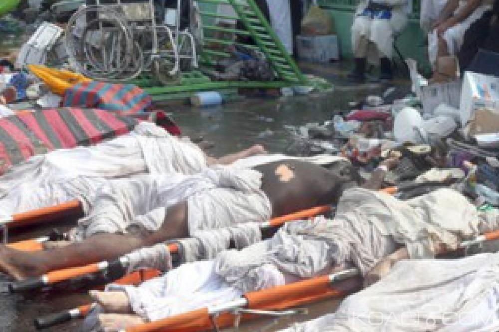 Burkina Faso : 6 pèlerins burkinabé morts à la Mecque dont 1 suite à la bousculade