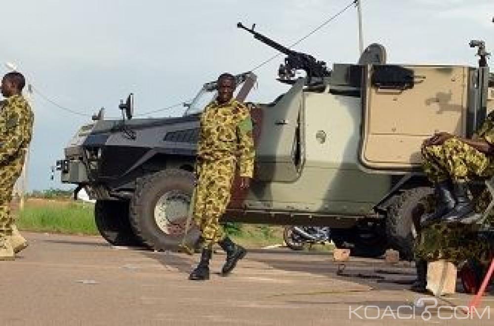 Burkina Faso : Tensions à la caserne des putschistes qui réclament des garanties avant leur désarmement