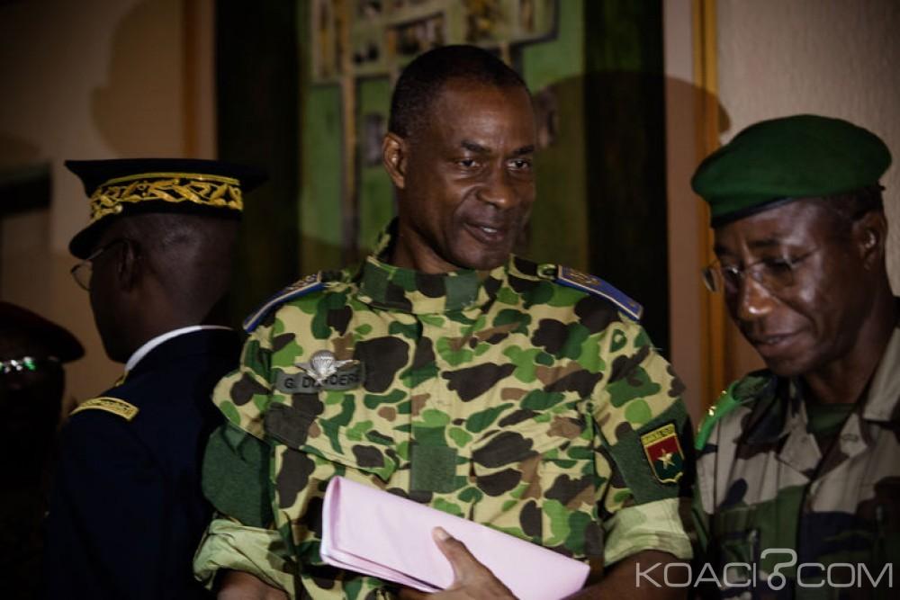 Burkina Faso: Dienderé et ses putschistes refusent de désarmer