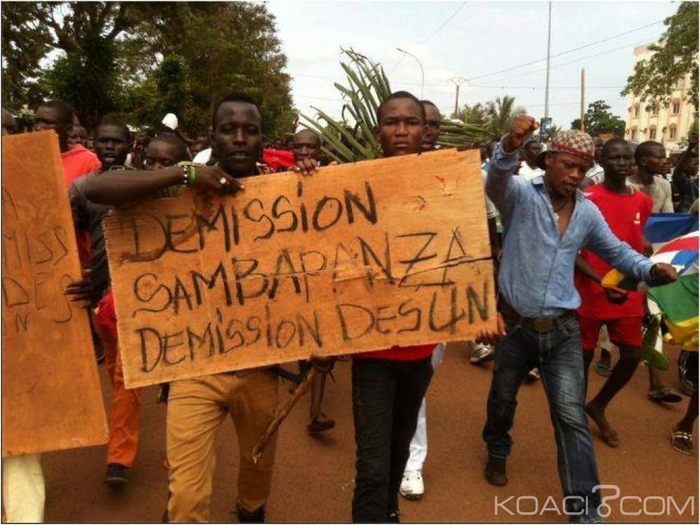 Centrafrique : Pillages  et coups de feu, scènes de guerres à Bangui, malgré le couvre-feu