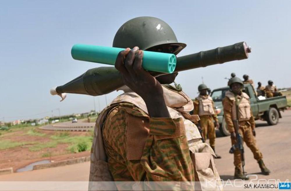 Burkina Faso: 30,80 milliards de francs CFA de pertes suite au putsch de l'ex-Rsp