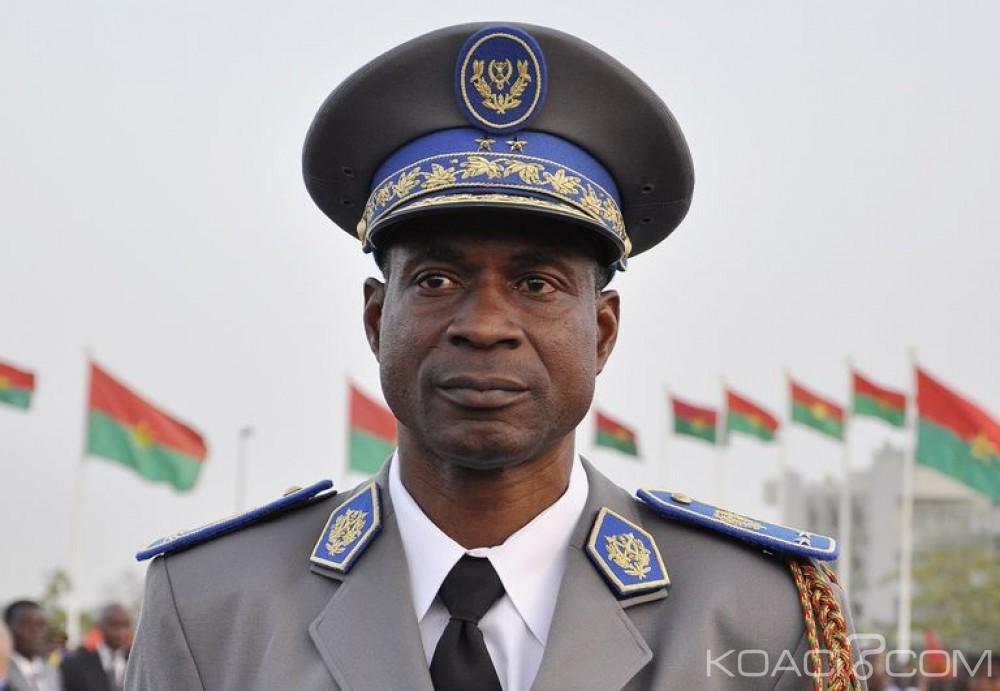 Burkina Faso: Arrestation du général putschiste Dienderé