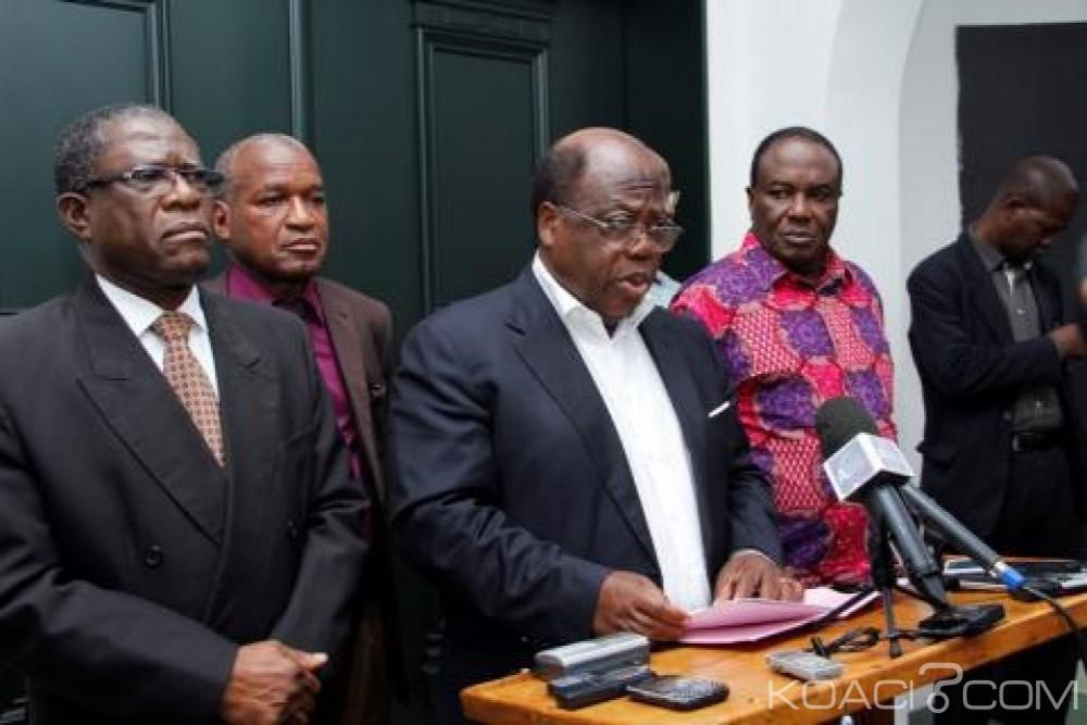 Côte d'Ivoire : La CNC revient à la charge et annonce un meeting à Yopougon  pour mercredi