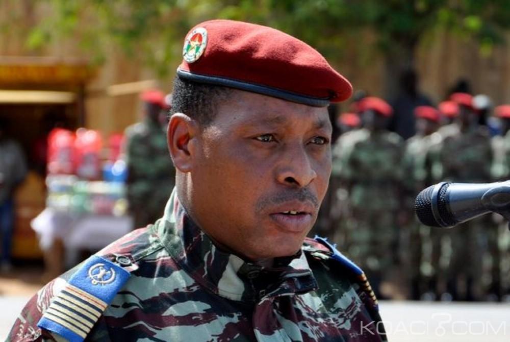 Burkina Faso : Arrestation de l'ex chef d'Etat major de Kafando