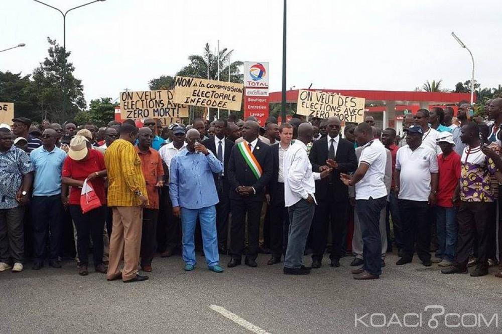 Côte d'Ivoire: La mairie de Yopougon refuse à nouveau toute manifestation de l'opposition avant l'ouverture de la campagne électorale