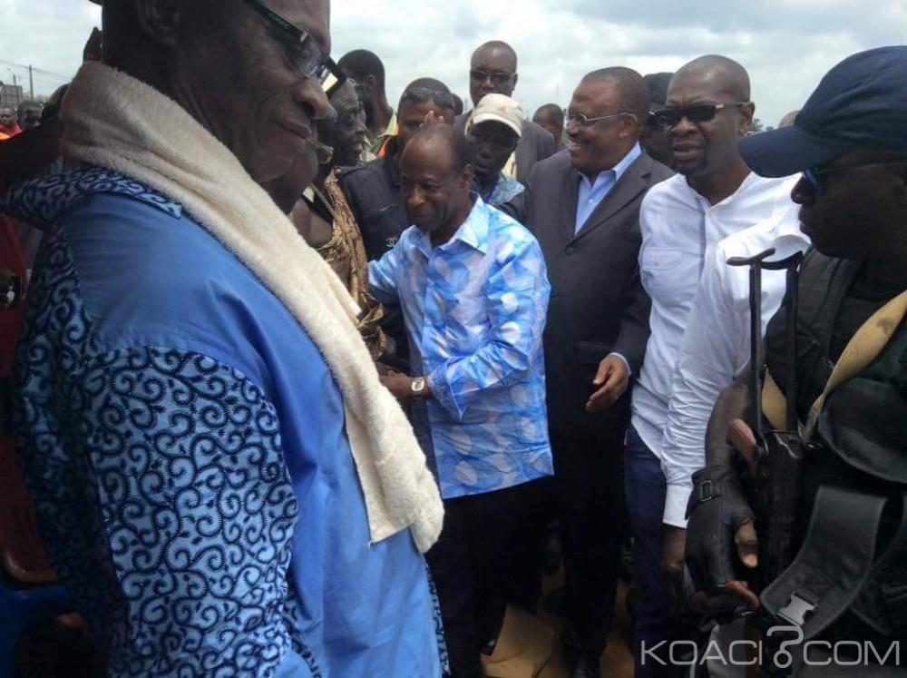 Côte d'Ivoire: Le Meeting de la CNC a bel et bien lieu à Yopougon, Essy Amara présent