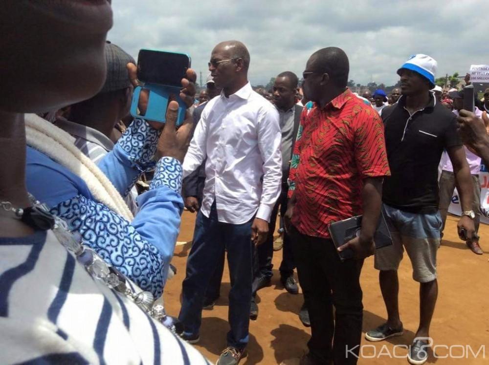Côte d'Ivoire: Koulibaly à la communauté internationale: « Il y a des choses que vous ne tolérez pas à Mugabe...vous tolérez à Ouattara pourquoi ? »