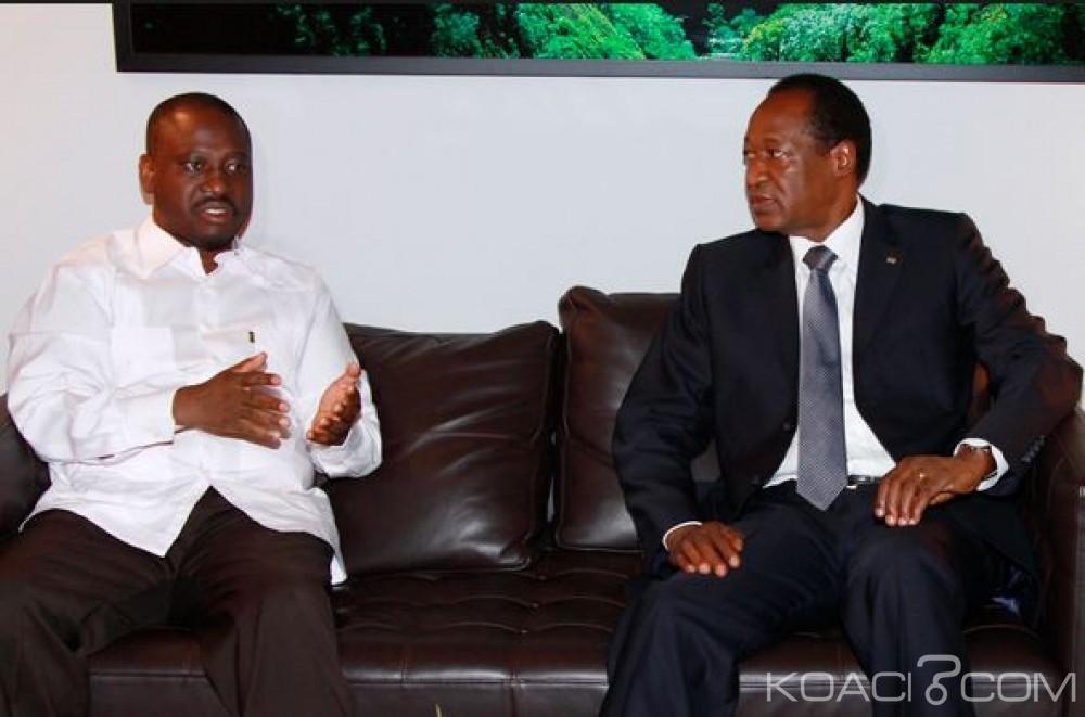 Burkina Faso: La résidence de Guillaume Soro perquisitionnée à Ouagadougou dans le cadre de l'enquête du coup d'Etat