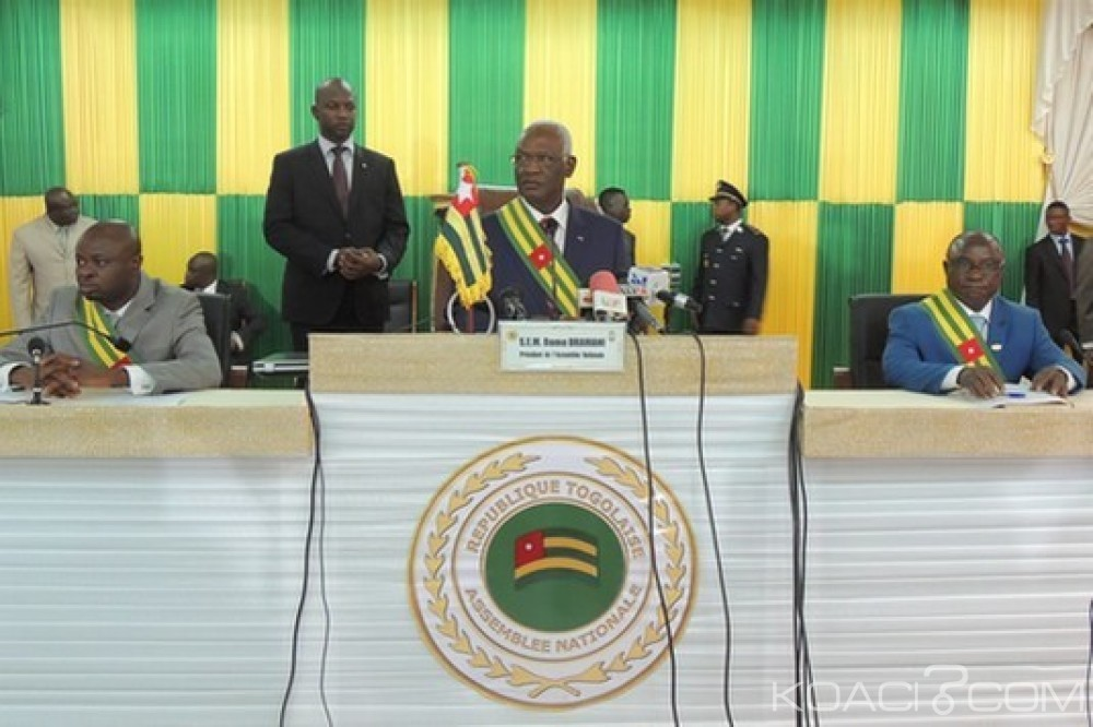 Togo : Rentrée parlementaire, attente des mandants