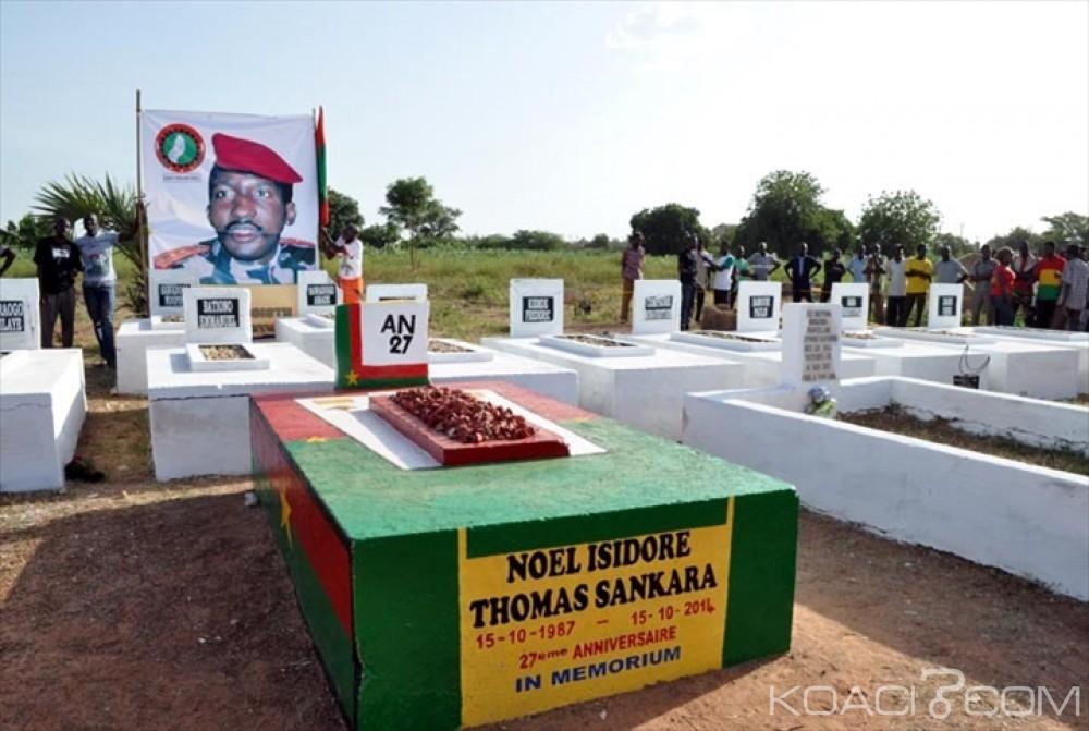 Burkina Faso : Les résultats de l'enquête sur la mort de Sankara attendus le 13 octobre