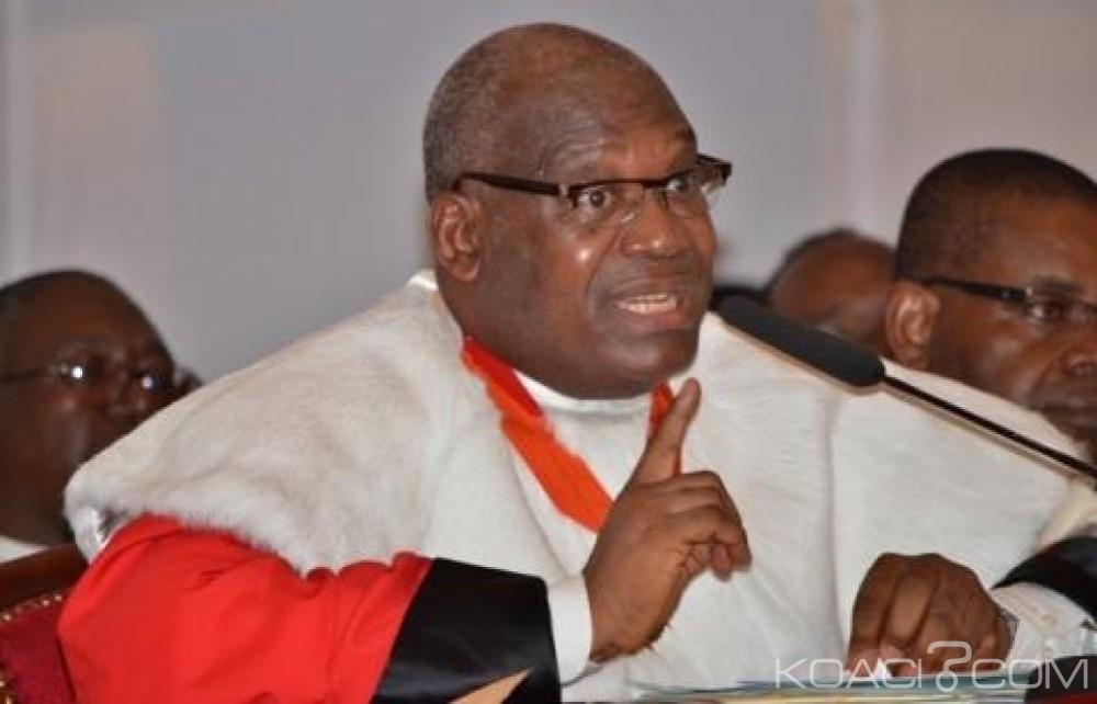 Côte d'Ivoire : Le président du conseil constitutionnel victime des cybercriminels