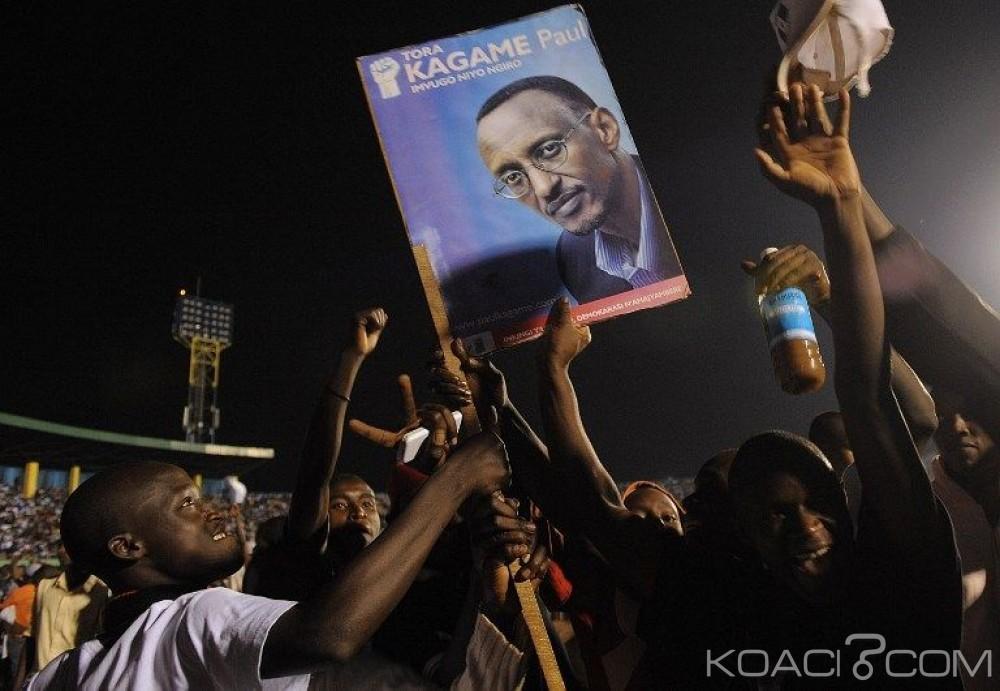 Rwanda : 3ème mandat de Kagame, l'assemblée nationale examine le projet de révision constitutionnelle
