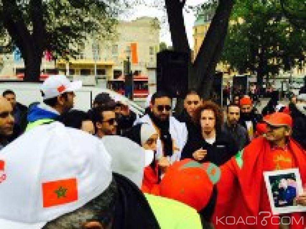 Koacinaute: Mobilisation patriotique des marocains de Scandinavie à Stockholm