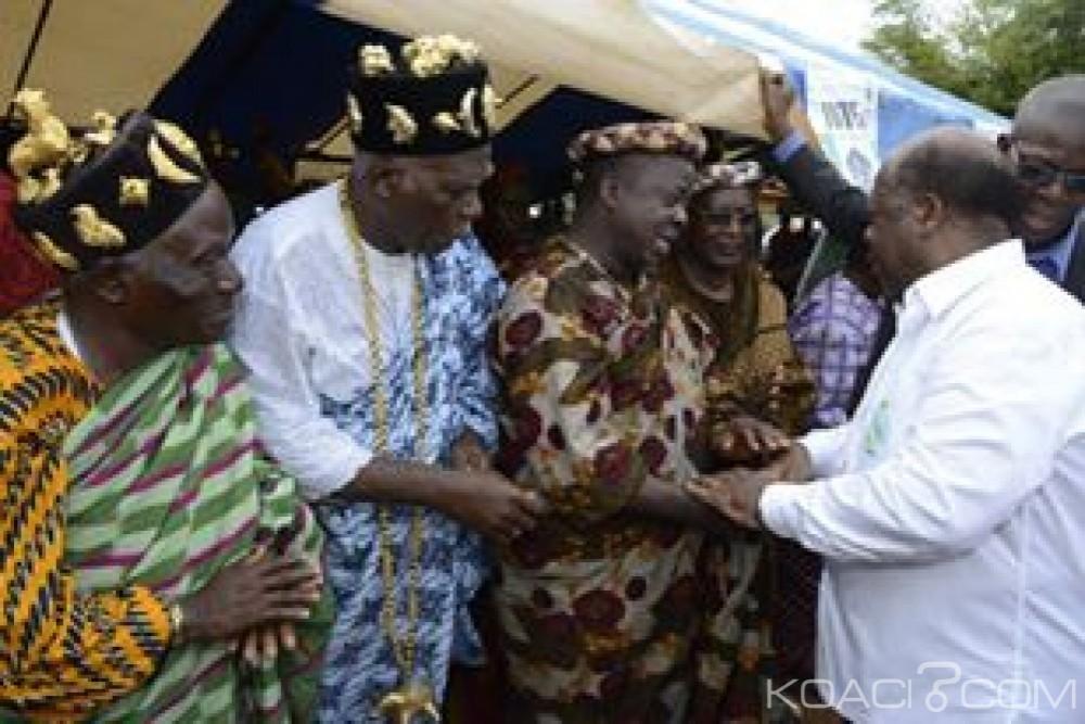 Côte d'Ivoire: Présidentielles 2015, un grand mouvement de soutien du PDCI  là¢che Banny
