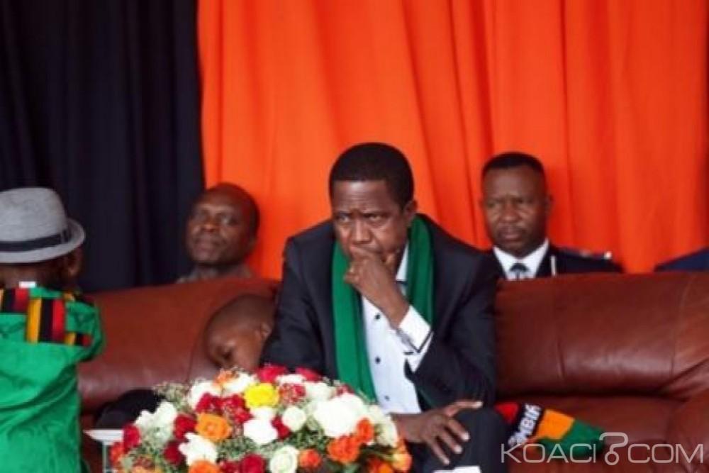 Zambie : Prières et jeûnes à Lusaka pour sauver  la monnaie nationale à l' appel du Président