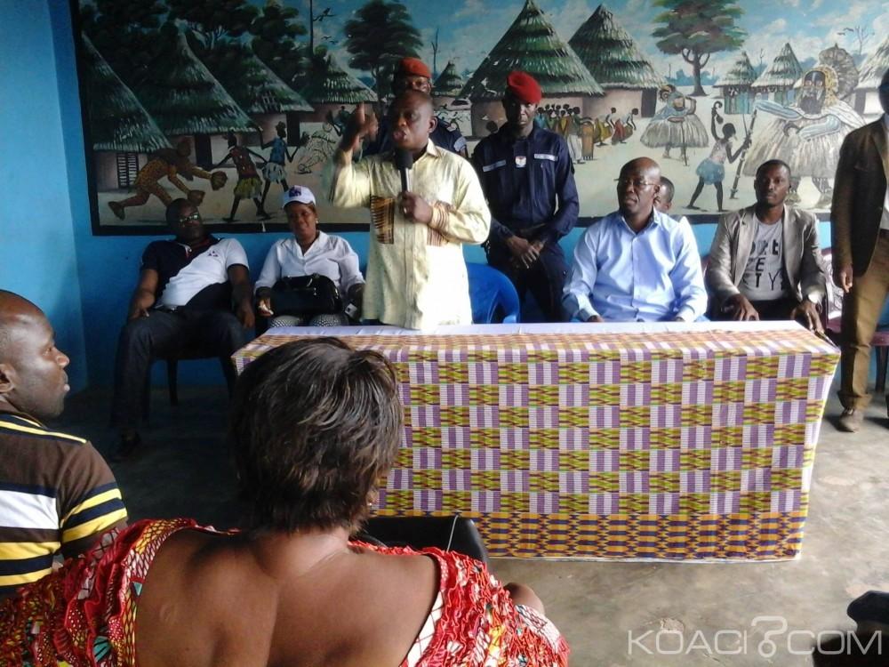 Côte d'Ivoire : Présidentielles 2015, KKB à ceux qui demandent son retrait  « Si Banny se retire, alors je me retire »