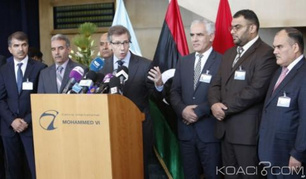 Libye  :  Pressions internationales pour la formation d'un gouvernement d'union