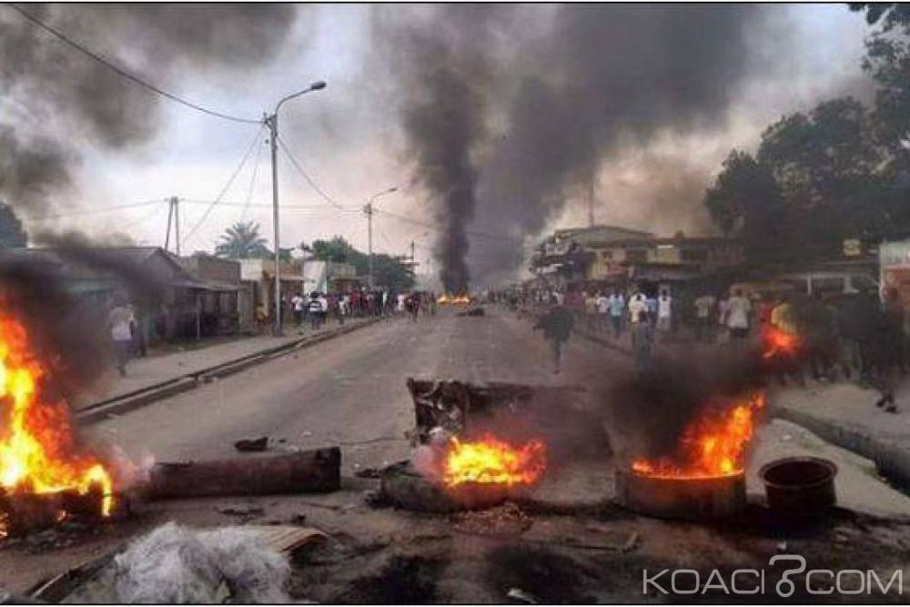 Congo : Manifestation anti-référendum : Scènes de guerre dans plusieurs villes du pays, des morts et des blessés signalés, l'armée tire à balles réelles sur des manifestants