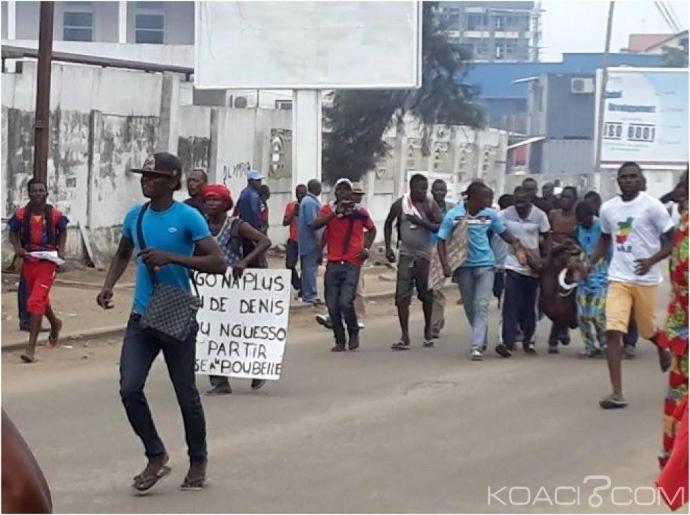 Congo : 2 morts cette nuit, l'opposition rejette les accusations d'incitation à la violence et de troubles à l'ordre public