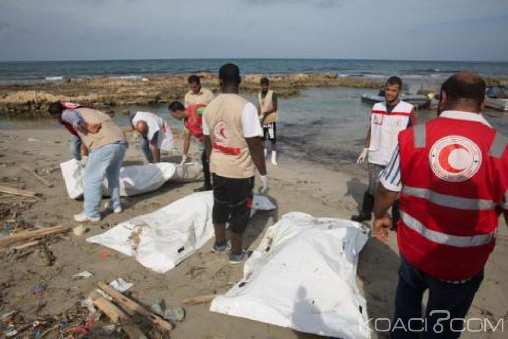 Libye: Six cadavres retrouvés sur une plage près de Tripoli