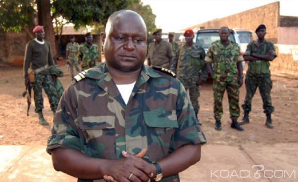 Guinée Bissau: Le contre-amiral Zamora accusé d'avoir tenté un coup d'Etat en 2012