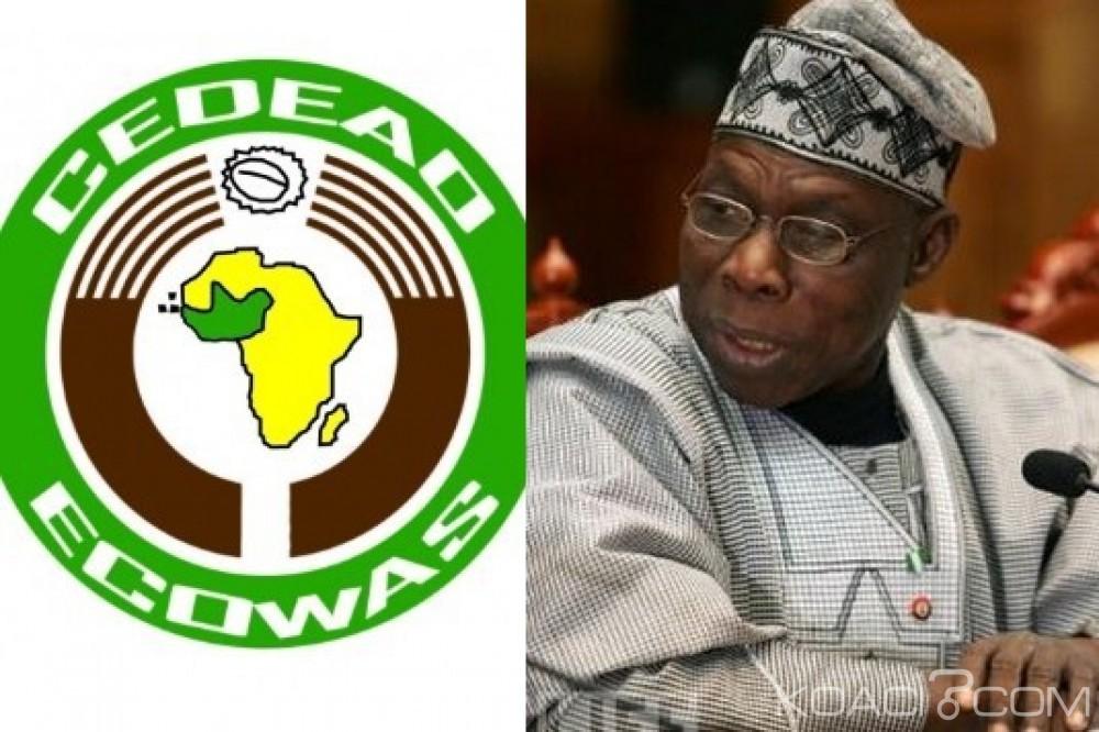 Côte d'Ivoire Supervision électorale : La CEDEAO présente avec Obasanjo