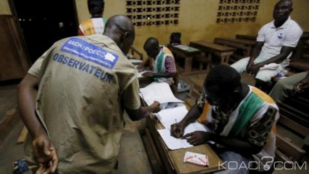 Côte d'Ivoire: Présidentielle, la société civile désavoue la CEI sur le taux de participation