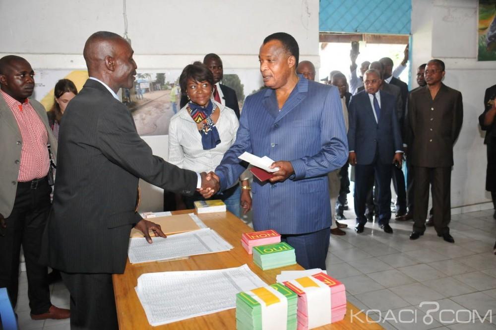 Congo : Critiqué par Paris et Washington sur le référendum, Sassou Nguesso tente de «séduire» Moscou