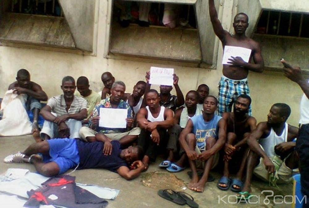 Côte d'Ivoire: 4 ans après la crise post-electorale, 300 civils et 113 ex FDS toujours détenus