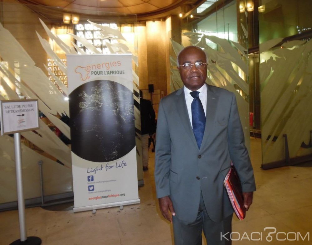 Koacinaute: Énergies pour l'Afrique- Appel de Paris: Jean Eyeghe Ndong et François Ango Ndoutoume étaient présents