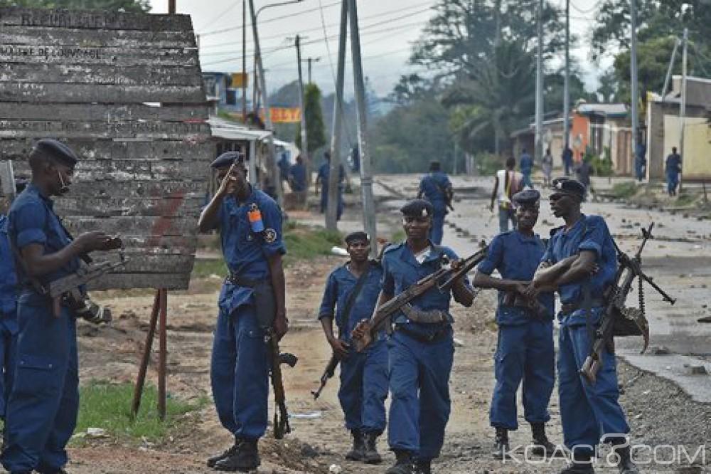 Burundi: Blaise Célestin Ndihokubwayo arrêté puis remis aux services secrets