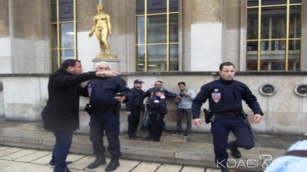 Koacinaute: L'Humanité porte-parole officiel des terro-polisariens en France ?