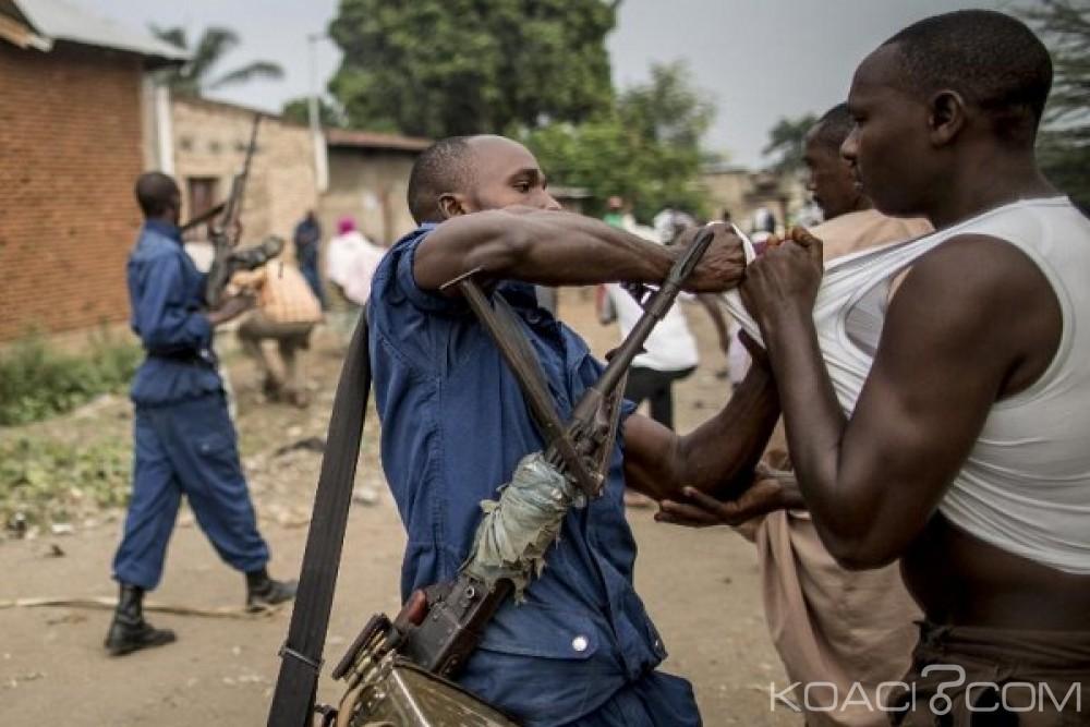 Burundi: Nuit de violences dans  plusieurs quartiers de  Bujumbura,  six morts et plusieurs blessés
