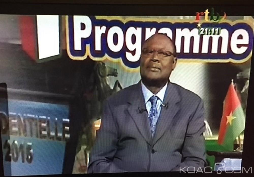 Burkina Faso: Présidentielle, Ablassé Ouédraogo se voit élu au premier tour avec «52 à 55%»
