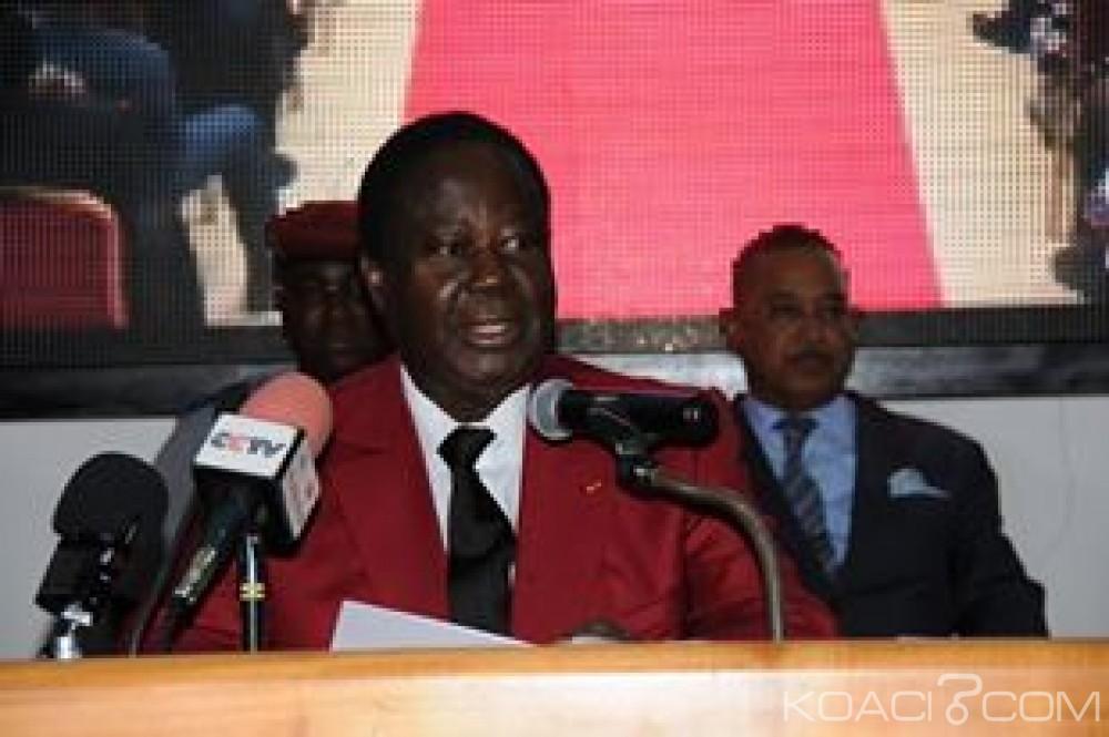 Côte d'Ivoire: Le Pdci rappelle à ses alliés du Rhdp que le pouvoir lui revient en 2020