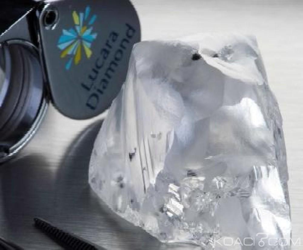 Bostwana: Découverte du plus gros diamant depuis un siècle