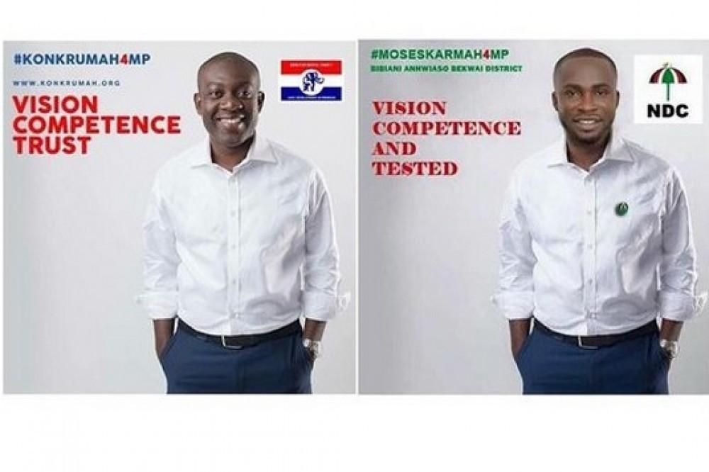 Ghana: Députation: Un candidat NPP accuse un autre du NDC de photocopie