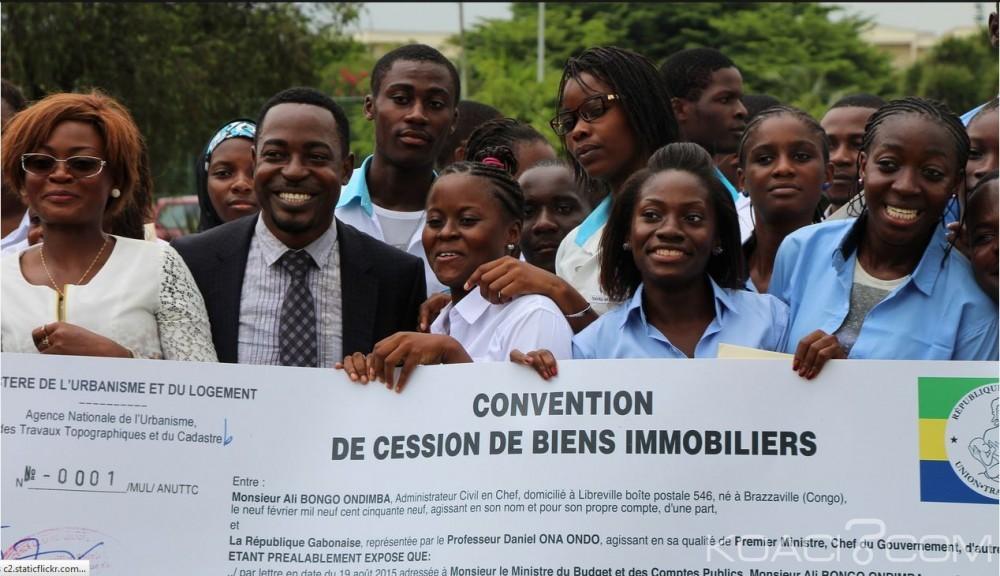 Gabon: Promesse tenue, la Résidence du Camp de Gaulle donnée officiellement à la jeunesse du pays