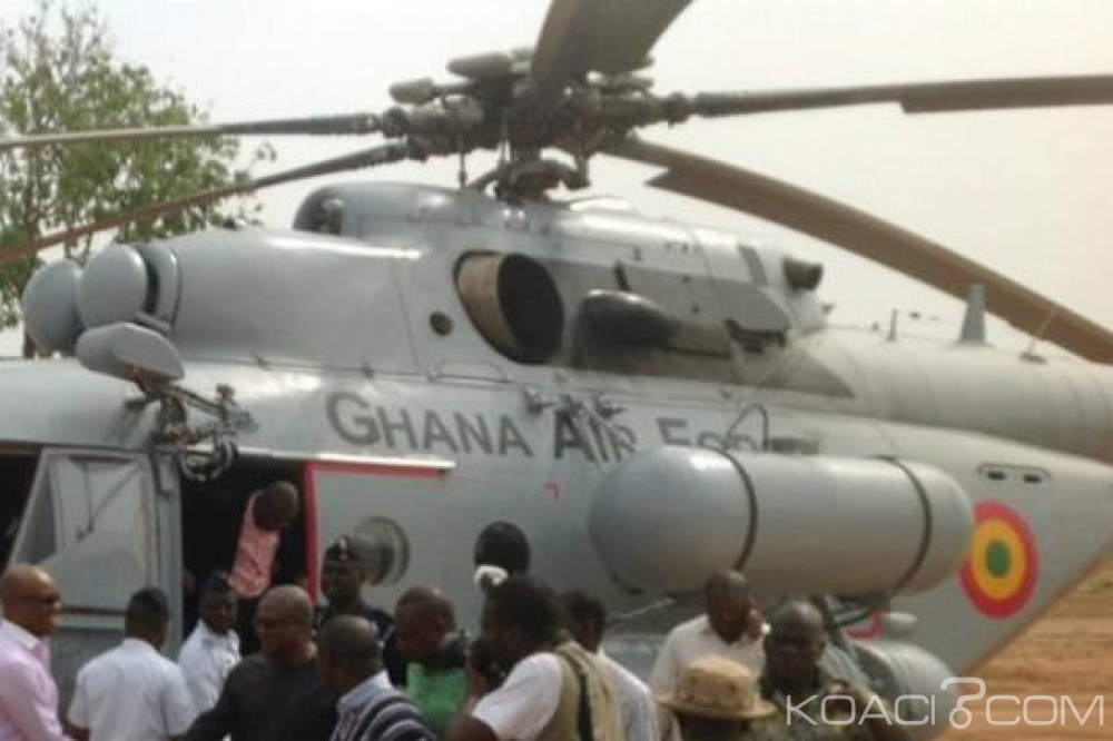 Ghana: L'Armée dément un engagement contre ISIS en Syrie