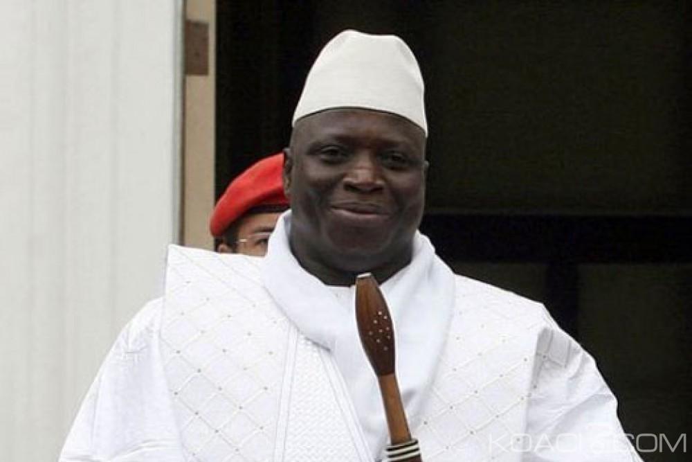 Gambie: Yahya Jammeh interdit l'excision