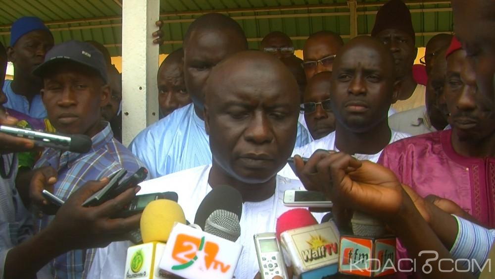 Sénégal: Idrissa Seck à Touba: «La situation calamiteuse du pays commence à dépasser le chef de l'Etat»