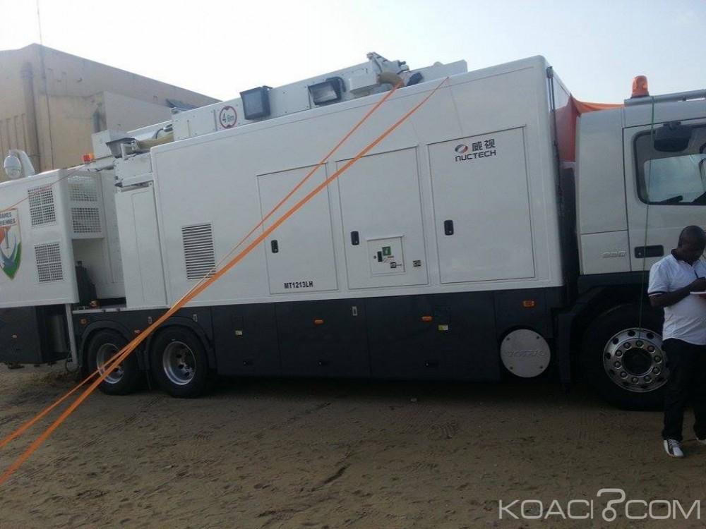 Côte d'Ivoire: Lutte contre la fraude, les douanes dotées de deux scanners mobiles à rayon X