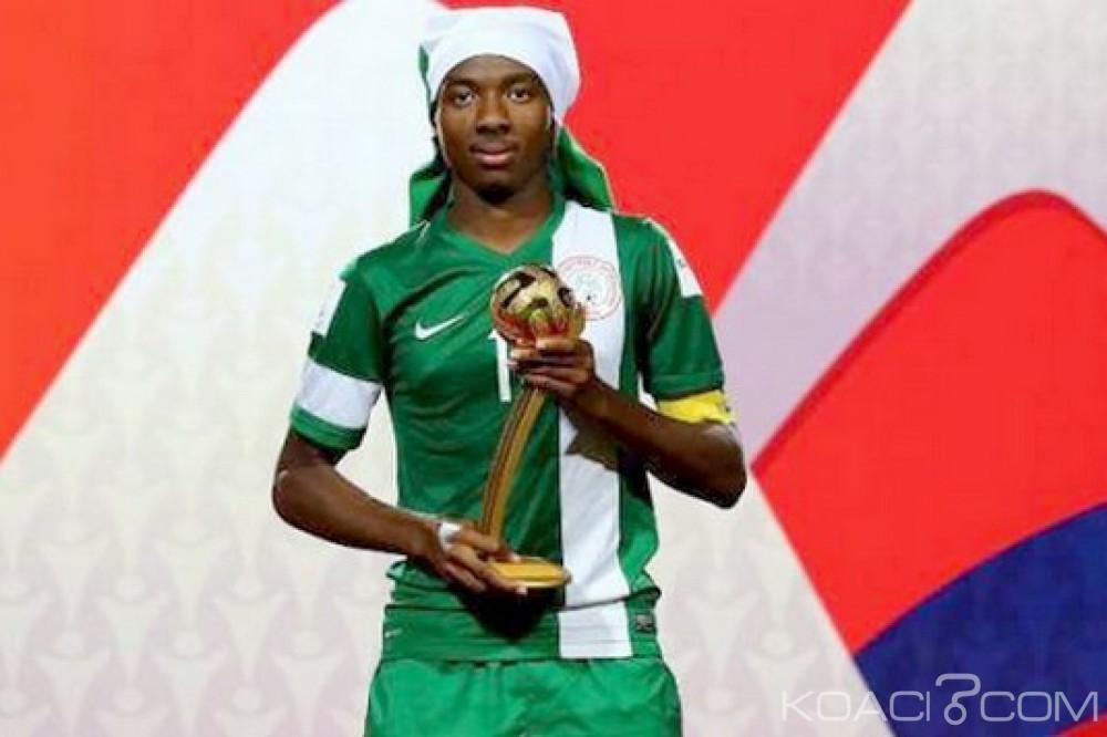 Nigeria: FIFA: La médaille de bronze d'un Golden Eaglets retirée