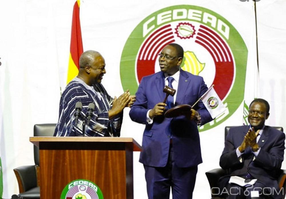 Cedeao: Lutte contre le terrorisme, Macky Sall convoque les pays de l'espace à un sommet à Abuja