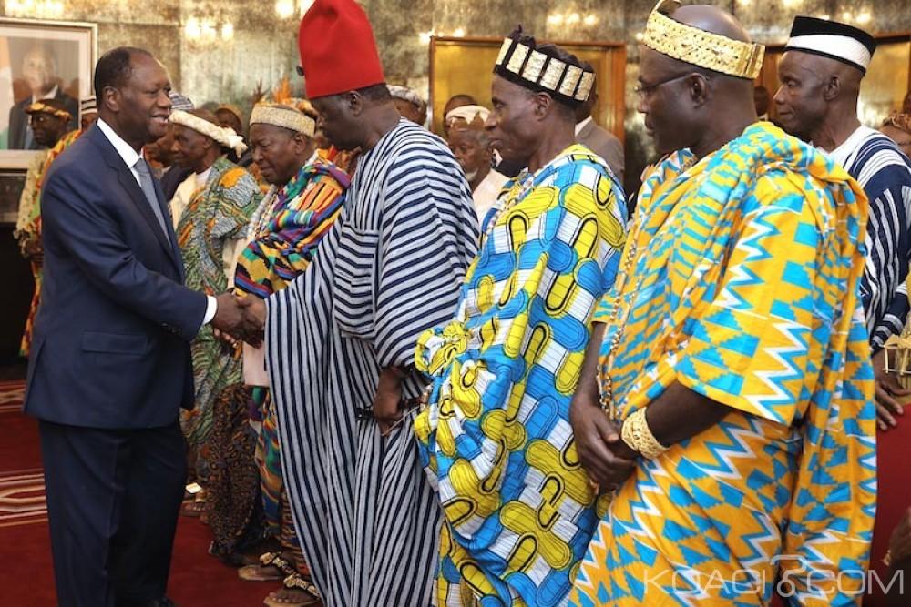 Côte d'Ivoire: Réconciliation nationale, les rois et chefs traditionnels plaident pour la mise en liberté des détenus de la crise